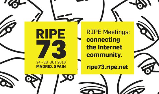 RIPE 73 Flyer